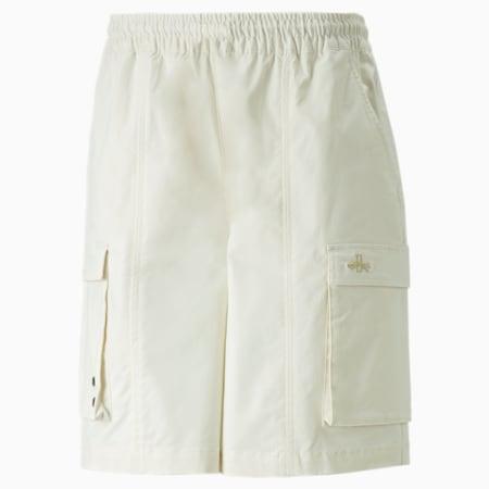 Dassler Legacy Shorts, Eggnog, small-GBR