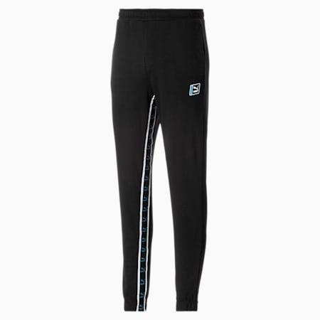 Pantalones de chándal para hombre, Puma Black, small