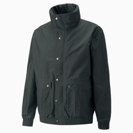MMQ Shell Jacket, Midnight Green, small-GBR