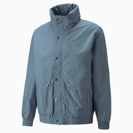 MMQ Shell Jacket, China Blue, small-GBR