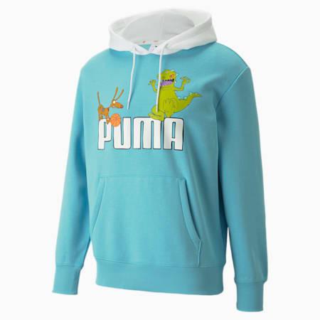 PUMA x RUGRATS Men's Basketball Hoodie, Petit Four, small