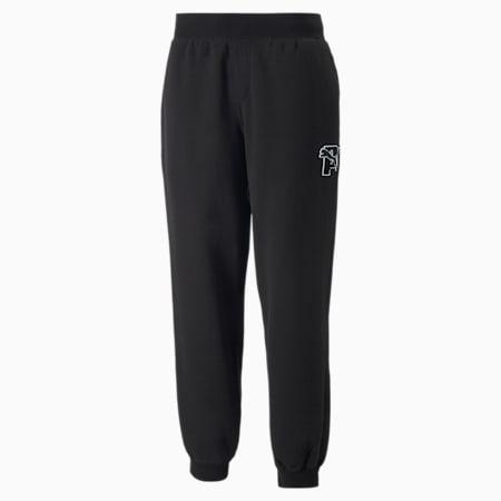 PUMA x PUMA Sweatpants, Puma Black, small-GBR