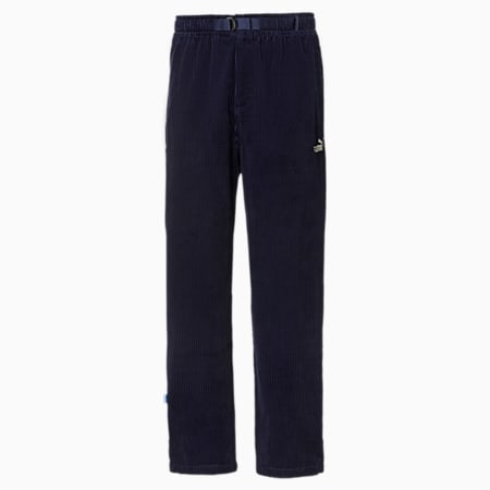 PUMA x BUTTER GOODS Track Pants, Peacoat, small
