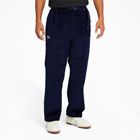Pantalones deportivos PUMA x BUTTER GOODS, Peacoat, pequeño