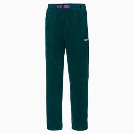 Pantalones deportivos PUMA x BUTTER GOODS, Deep Teal, pequeño