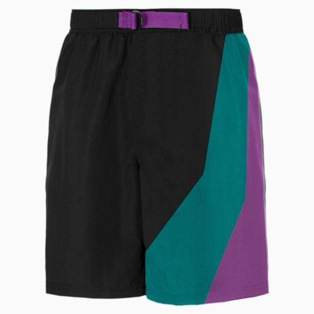 푸마 x BUTTER GOODS 숏 팬츠/PUMA x BG Shorts, Puma Black-.AOP, small-KOR