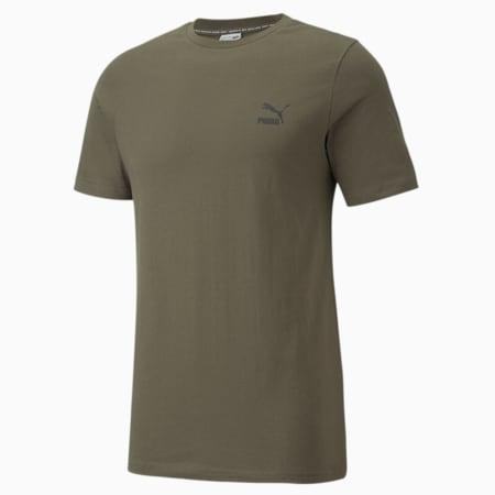 Camiseta estampada Classics para hombre, Grape Leaf, pequeño