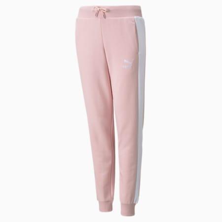 Pantalon de survêtement Classics T7, fille, Lotus, petit