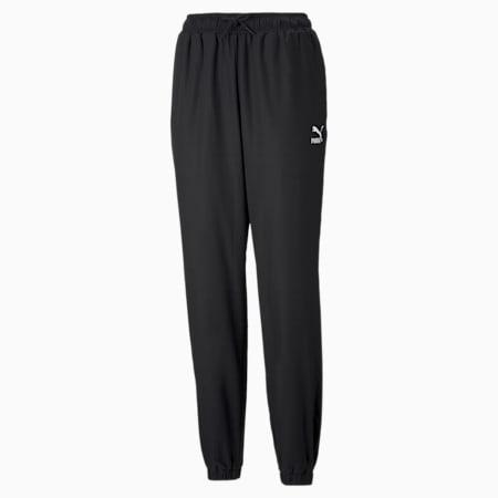 Classics Lounge Women's Pants, Puma Black, small-GBR