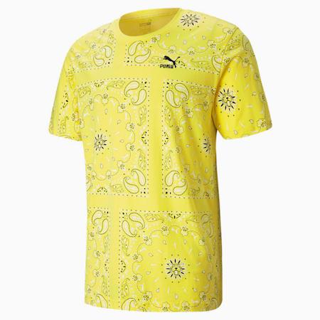 OB AOP Tシャツ, Celandine-AOP, small-JPN