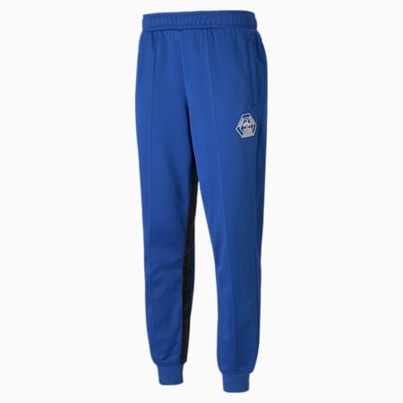 PUMA x RHUIGI Men's Basketball Track Pants, Surf The Web, small