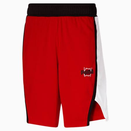 Derrick Jones Men's Basketball Shorts, High Risk Red, small-SEA
