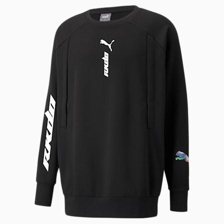 RKDO Camper E-Sport Sweatshirt, Puma Black, small