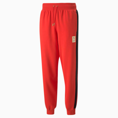 Pantaloni sportivi PUMA x HARIBO T7, Poppy Red, small