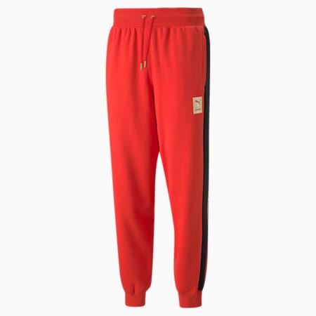Spodnie dresowe PUMA x HARIBO T7, Poppy Red, small