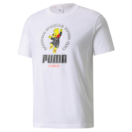 PUMA x HARIBO グラフィック Tシャツ, Puma White, small-JPN