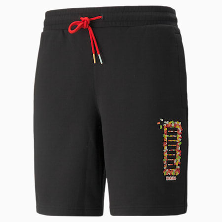 PUMA x HARIBO Shorts, Puma Black, small