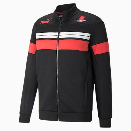 Porsche Legacy SDS Men's Track Jacket, Puma Black, small-GBR