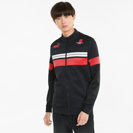 포르쉐 레거시 SDS 트랙 재킷/PL SDS Track Jacket, Puma Black, small-KOR