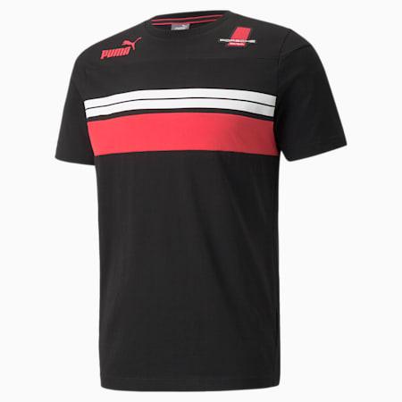포르쉐 레거시 SDS 티셔츠/PL SDS Tee, Puma Black, small-KOR