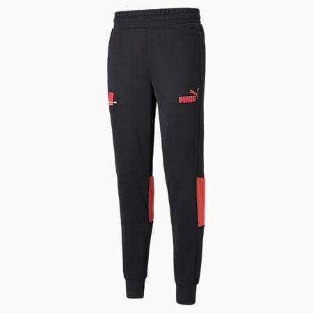 Porsche Legacy SDS Men's Track Pants, Puma Black, small-GBR
