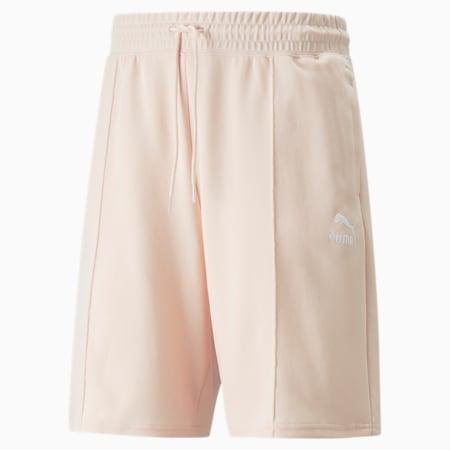 Classics Pintuck Men's Shorts, Cloud Pink, small