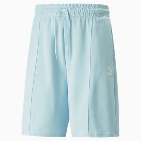 Classics Pintuck Men's Shorts, Omphalodes, small