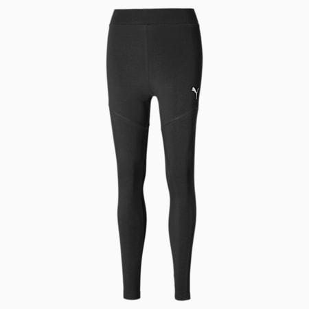 Velvet Block Damen Leggings, Puma Black, small