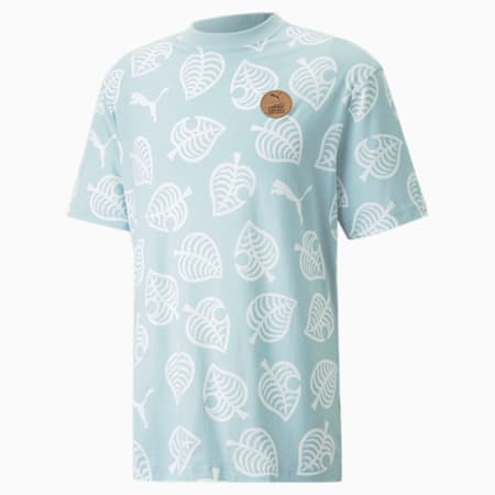 Camiseta con estampa PUMA x Animal Crossing™: New Horizons, Light Sky-AOP, pequeño