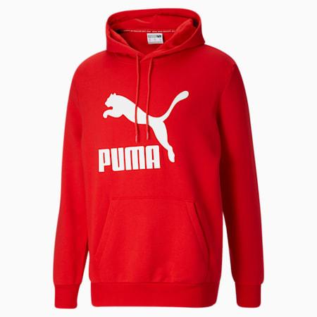Kangourou à logo Classics, homme, Rouge risque élevé-Blanc Puma, petit