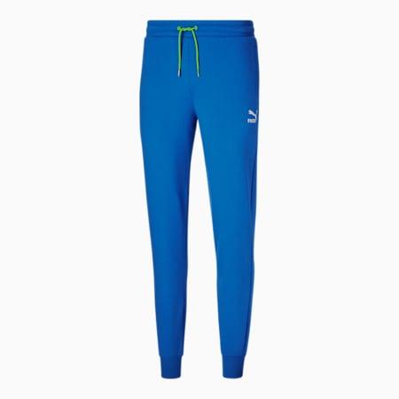 Pantalones deportivos de entrenamiento Dazed para hombre, Nebulas Blue, pequeño