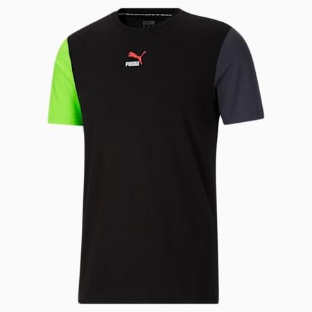 T-shirt Dazed CLSX, homme, coton noir, petit