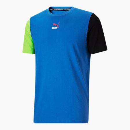 Camiseta Dazed CLSX para hombre, Nebulas Blue, pequeño