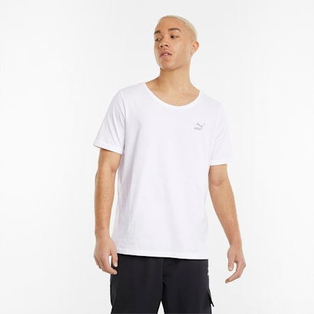 Jersey herenshirt, Puma White, small
