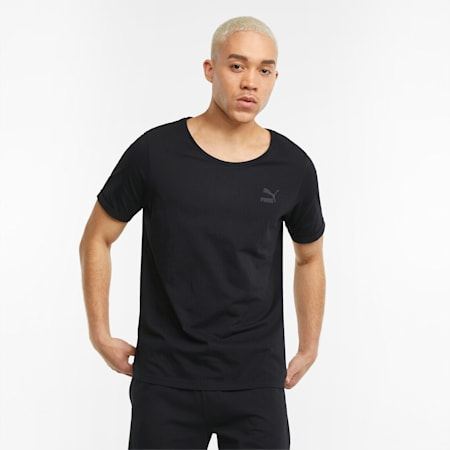 T-shirt en jersey homme, Puma Black, small