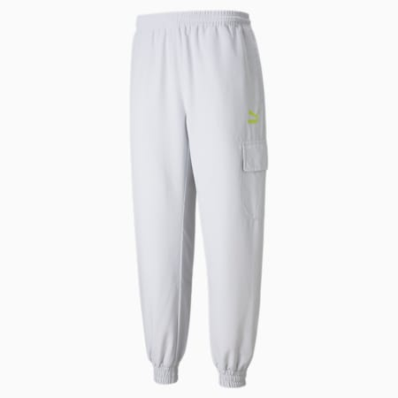 Statement Men's Cargo Pants, Nimbus Cloud, small-GBR