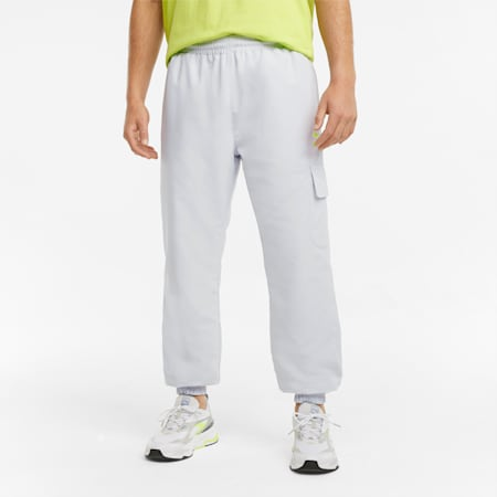 Statement Men's Cargo Pants, Nimbus Cloud, small