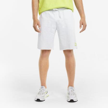 Shorts para hombre Jersey, Nimbus Cloud, small