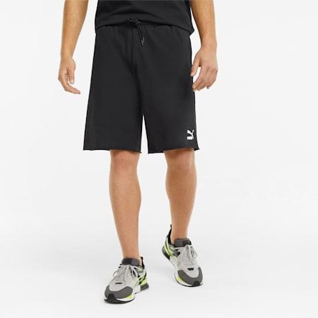 Shorts para hombre Jersey, Puma Black, small