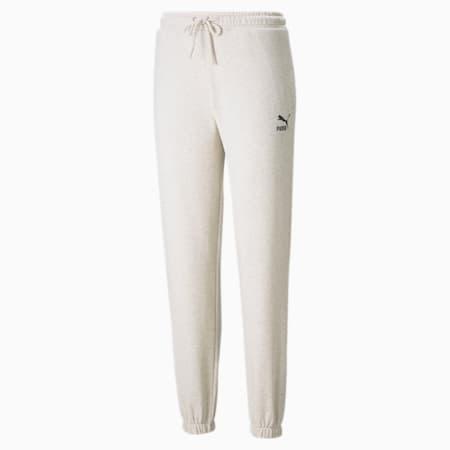 Women's Sweatpants, Oatmeal, small
