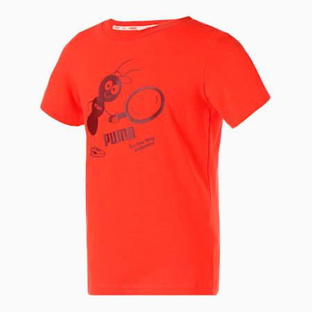 キッズ PUMA x TINYCOTTONS Tシャツ 92-152cm, Grenadine, small-JPN