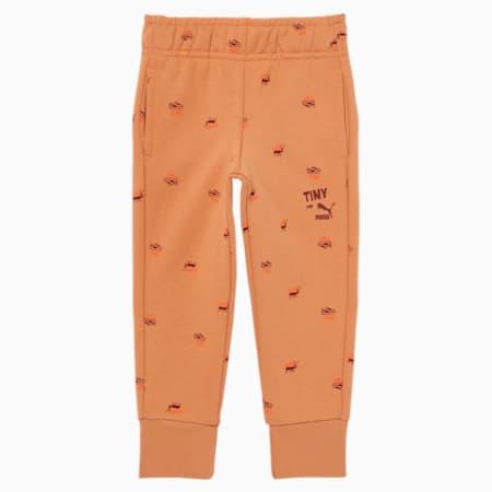Pantalones deportivos estampados PUMA x TINYCOTTONS para niños, Pheasant, pequeño
