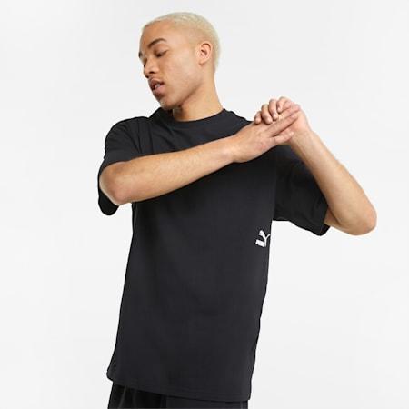 Camiseta de corte holgado para hombre Statement, Puma Black, small
