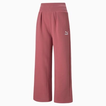 Pantalones deportivos Classics Fashion para mujer, Mauvewood, pequeño