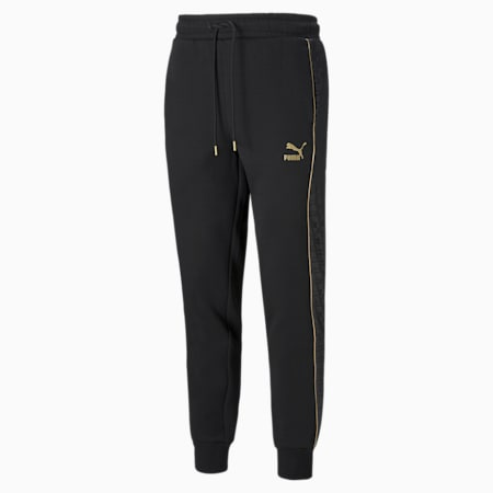 Pantalon de Survêtement LUXE Homme, Puma Black, small
