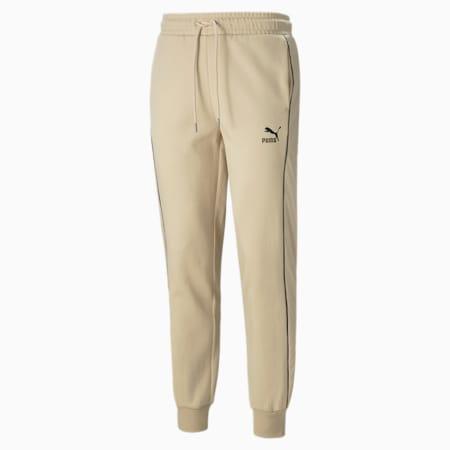 Pantalon de Survêtement LUXE Homme, Pebble, small