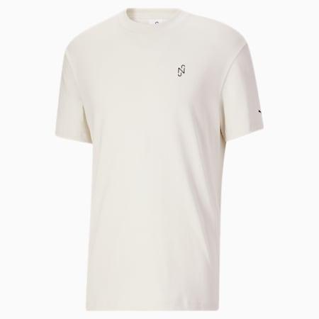 Neymar Jr Herren T-Shirt, Vaporous Gray, small