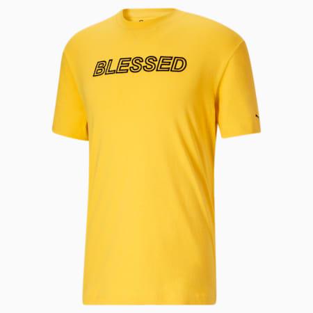 Neymar Jr Herren T-Shirt, Mimosa, small