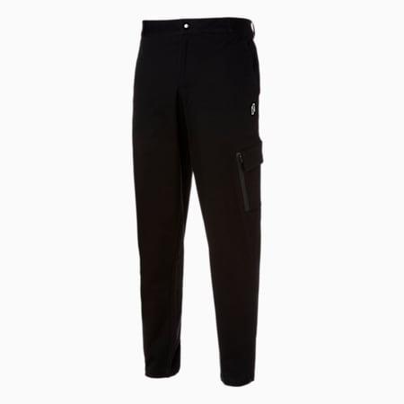 푸마 X 네이마르 주니어 카고 팬츠/PUMA x NJR Cargo Pants, Puma Black, small-KOR