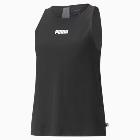 Mesh Women's Top, Puma Black, small-GBR